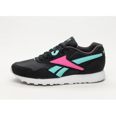 Reebok Rapide OG SU (Black / Turquoise / Pink / White) productafbeelding