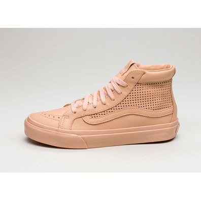 Vans SK8-Hi Slim Cutout DX *Square Perforated* (Amberlight) productafbeelding