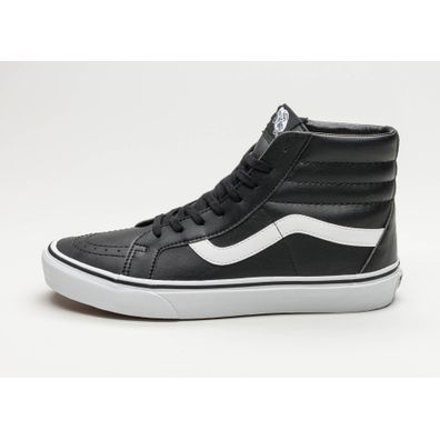 Vans Sk8-Hi Reissue *Classic Tumble* (Black / True White) productafbeelding