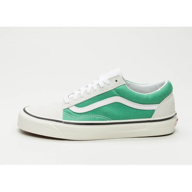 Vans Old Skool 36 DX *Anaheim Factory* (White / Green) productafbeelding