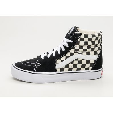 Vans Sk8-Hi Lite *Checkerboard* (Black / White) productafbeelding