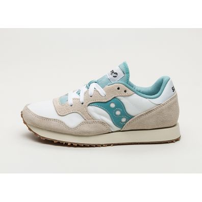 Saucony DXN Trainer Vintage (White / Blue) productafbeelding