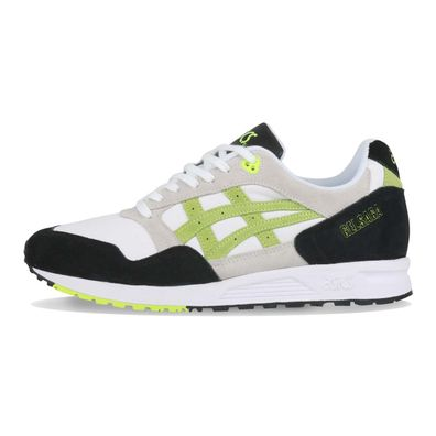 Asics Gel Saga White / Flash Yellow productafbeelding