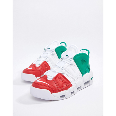 Nike Air More Uptempo 96 Italy QS University Red / White productafbeelding