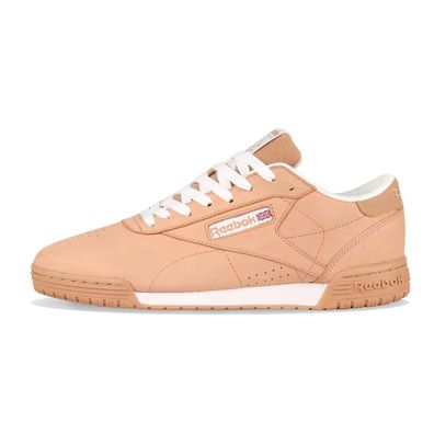 Reebok Exofit Lo Clean PW Field Tan / White productafbeelding