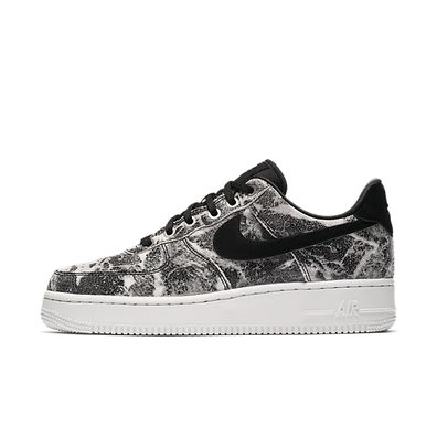 Nike WMNS Air Force 1 '07 LXX Black productafbeelding