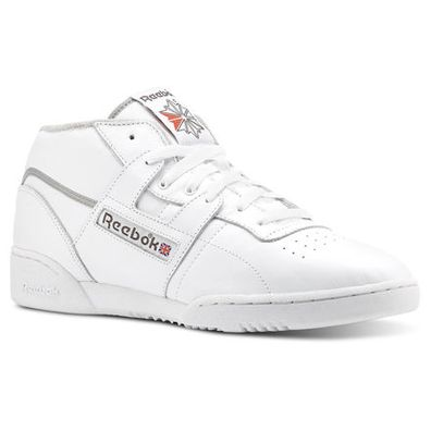 Reebok Workout Clean Mid productafbeelding