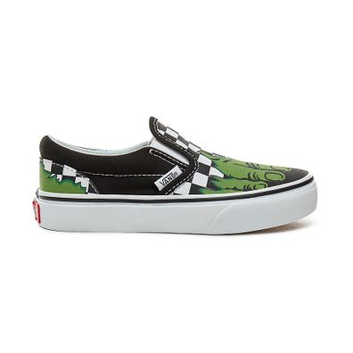 VANS Vans X Marvel Classic Slip-on-kinder productafbeelding