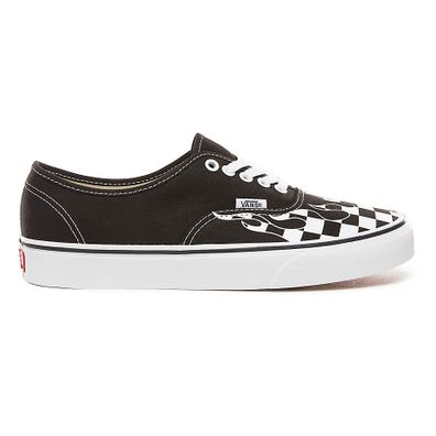 VANS Checker Flame Authentic  productafbeelding