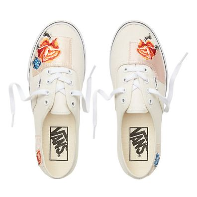 VANS Satin Patchwork Authentic  productafbeelding