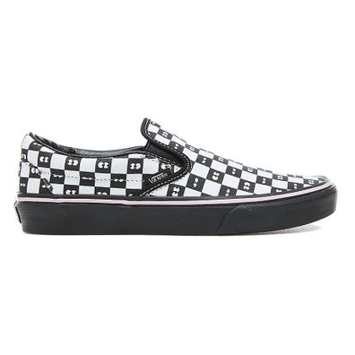 VANS Vans X Lazy Oaf Checkerboard Classic Slip-on  productafbeelding