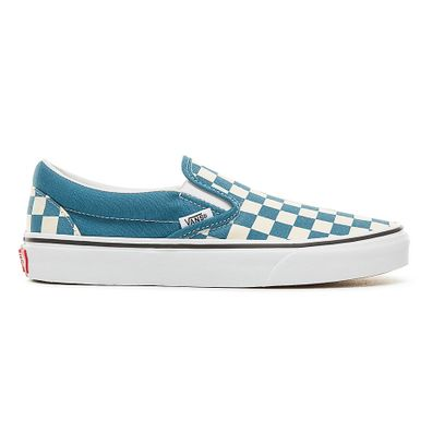 VANS Color Theory Checkerboard Classic Slip-on  productafbeelding