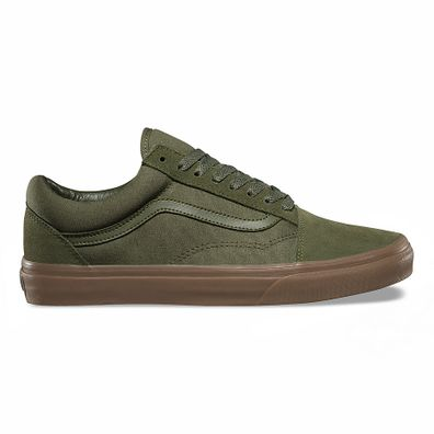 VANS Suede Canvas Old Skool  productafbeelding