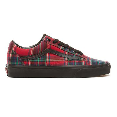 VANS Plaid Mix Old Skool  productafbeelding