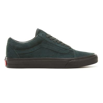 VANS Suède Black Outsole Old Skool  productafbeelding
