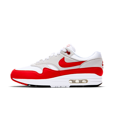 Nike Air Max 1 Anniversary OG 'University Red' productafbeelding