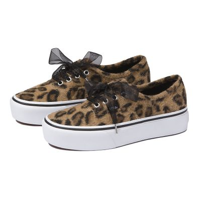 VANS Fuzzy Authentic Platform 2.0  productafbeelding