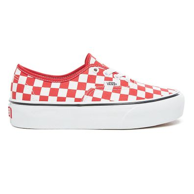 VANS Checkerboard Authentic Platform 2.0  productafbeelding