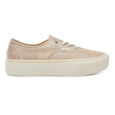 VANS Satin Paisley Authentic Platform 2.0  productafbeelding