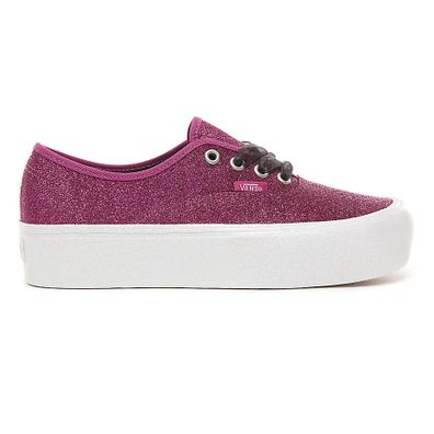 VANS Glitter Authentic Platform 2.0  productafbeelding