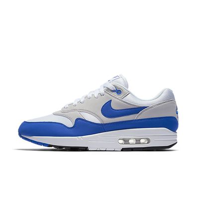 "Nike Air Max 1 Anniversary OG ""White/Royal Blue"" productafbeelding"