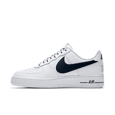 "Nike Air Force 1 Low x NBA Pack ""White/Black"" productafbeelding"