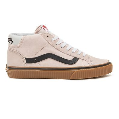 VANS Suède Power Pack Mid Skool 37  productafbeelding
