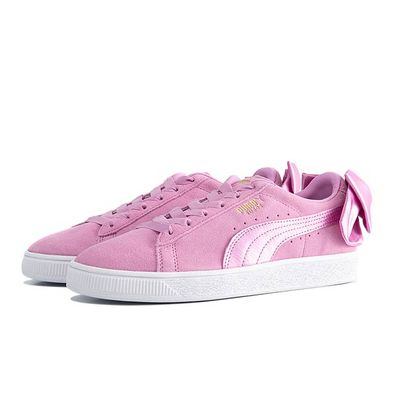 Puma Suede Bow Junior productafbeelding