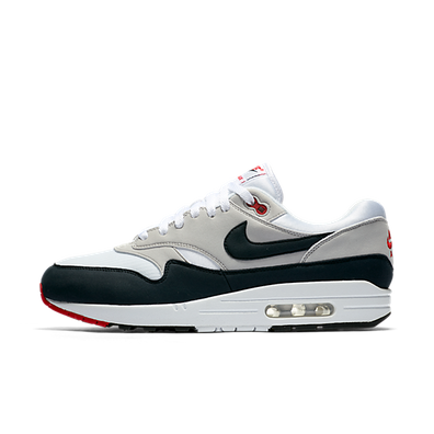 "Nike Air Max 1 Anniversary ""White/Obsidian"" productafbeelding"