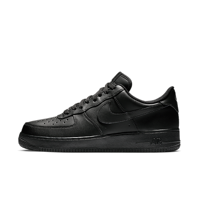 Nike Air Force 1 'Triple Black' productafbeelding