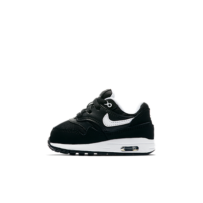 Nike Air Max 1 TD Black/ White Baby productafbeelding