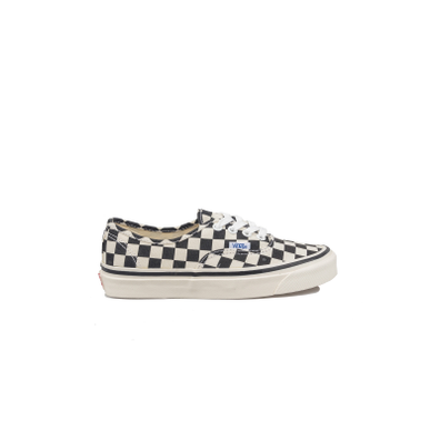 Vans Authentic 44 DX Anaheim Black/White Checker productafbeelding