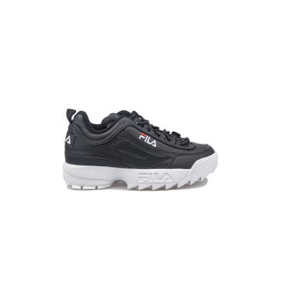 Fila Disruptor Low Black productafbeelding
