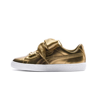 Puma Basket Heart Luxe Wn's productafbeelding
