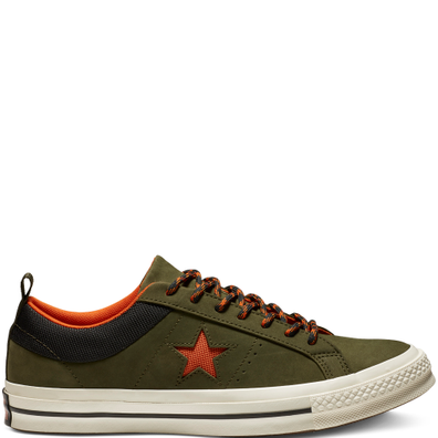 Converse One Star Sierra Leather Low Top productafbeelding
