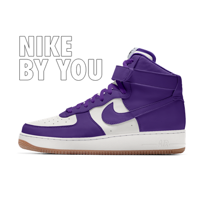 Nike WMNS Air Force 1 High - By You productafbeelding