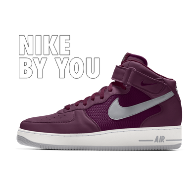 Nike WMNS Air Force 1 Mid - By You productafbeelding