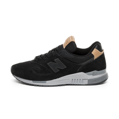New Balance ML840GRA (Black) productafbeelding