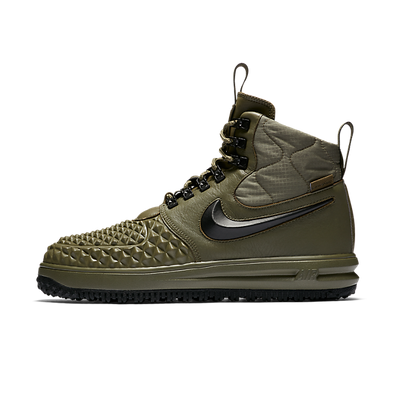 Nike Lunar Force 1 Duckboot '17 (Medium Olive / Black - Wolf Grey) productafbeelding