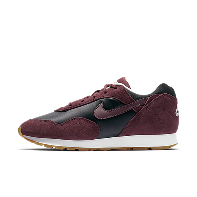 Nike Wmns Outburst (Black / Burgundy Crush - Summit White) productafbeelding