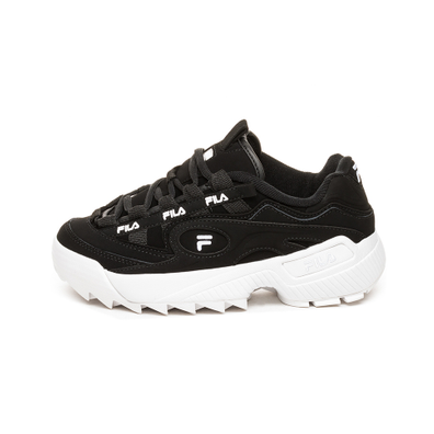 FILA D-Formation Wmn (Black / Metallic Silver / White) productafbeelding