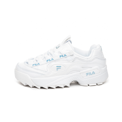 FILA D-Formation Wmn (White / Angel Falls / White) productafbeelding