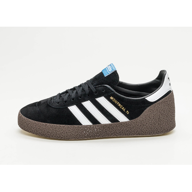 adidas Montreal 76 (Core Black / Ftwr White / Gold Metallic) productafbeelding
