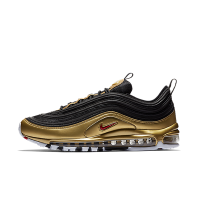 Nike Air Max 97 QS 'Black/Metallic Gold' productafbeelding