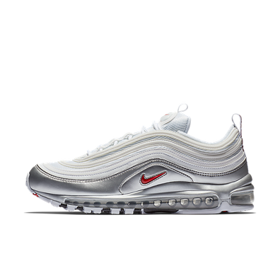 Nike Air Max 97 QS 'White/Silver' productafbeelding
