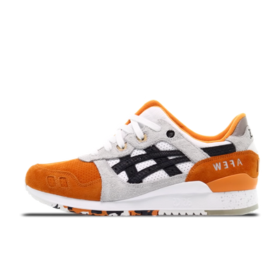 "Asics x Afew x Beams Gel-Lyte III ""Orange Koi"" productafbeelding"