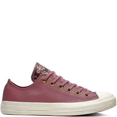 Chuck Taylor All Star Leather + Gator Low Top productafbeelding