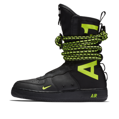 Nike Air Force 1 High SF 'Volt' productafbeelding