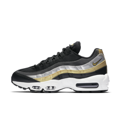 Nike Air Max 95 'Silver & Gold' productafbeelding