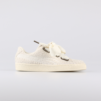 Puma Basket Heart Teddy Sneakers Dames productafbeelding